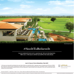 Experience The  Luxury Weekend Homes at Lodha Belmondo in Pune