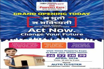 Times Property Expo 2018 in Pune