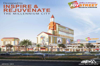 AIPL-Joy-Street-designed-to-inspire-rejuvenate-the-millennium-city-in-Gurgaon