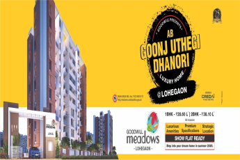 Choice Goodwill Meadows offers 1 BHK at Rs 28.60 Lac in Pune