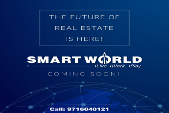 2 5 3 BHK Smart World Luxury Floors in Sector 61 Golf Course Extn Road Gurgaon