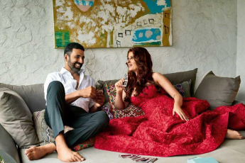 Akshay Kumar Twinkle Khanna s Arabian Sea facing home in Mumbai