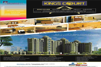 Experience the most royally crafted sample flat at Purvanchal Kings Court in Lucknow