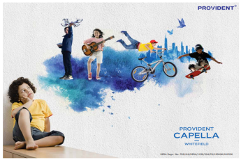 Why Buy Provident Capella, Bangalore