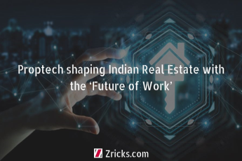Proptech shaping Indian Real Estate with the Future of Work