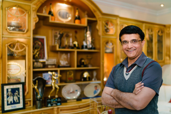 Glimpse of Sourav Ganguly's extraordinary home in Kolkata