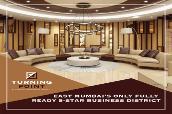 East Mumbai Only Fully Ready 5 Star Eastern Business District