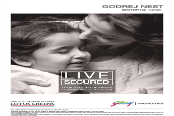 Godrej Nest -  Your secured address coming soon to Noida